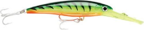 Rapala X-Rap Magnum 20 Fishing lure, 5.5-Inch, Firetiger