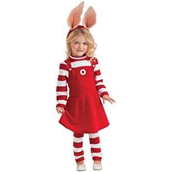 Olivia Costume - One Color - Toddler  sc 1 st  Amazon.com & Amazon.com: Olivia Costume - One Color - Toddler: Toys u0026 Games