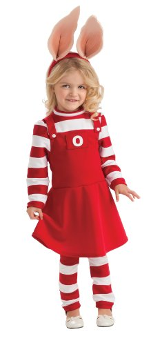 Olivia Toddler Costumes (Olivia Costume - One Color - Toddler)
