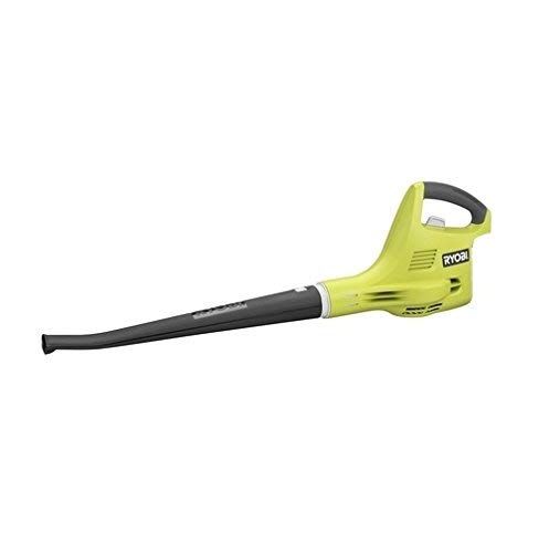 Ryobi Cordless Blower 18 Volt Model P2102 (Bare Tool Only) (Battery - Charger Not-Included) (Renewed)