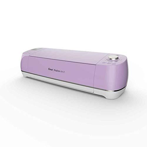 Cricut Explore Air 2 die-cutting machine with embedded Bluetooth ~ Lilac
