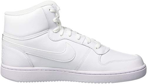 Shoes NIKE Men White Ebernon Basketball 's 100 White Mid White HXwZqwT