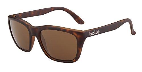 Bolle 527 Sunglasses, Matte Tortoise/TLB - Sunglasses Bolle