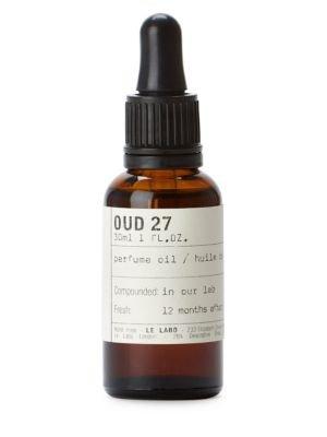 Oud 27 Perfume Oil/1 oz.