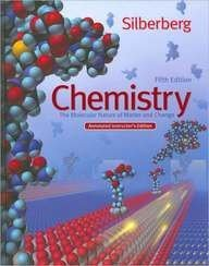 Chemistry: Instructor's Edition: The Molecular Nature of Matter and Change