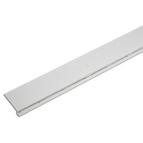 AMERIMAX HOME PRODUCTS 85320 4-Feet White Gutter Cover