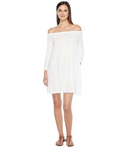 業界被る抑圧者[カルチャー ピット] Culture Phit レディース Taryn Long Sleeve Off the Shoulder Dress ドレス [並行輸入品]