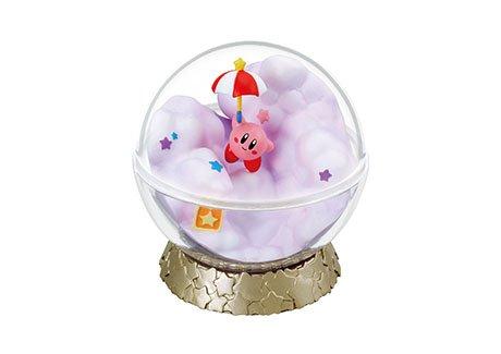 Re-Ment Kirby Terrarium Collection (single) 5. DIVE INTO CLOUD