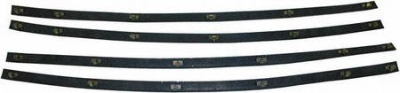 UPC 723651403586, 61-71 DODGE FULL SIZE PICKUP fullsize WEATHERSTRIP KIT TRUCK, Beltline Kit, 4 Pieces (Inners and Outers) (1961 61 1962 62 1963 63 1964 64 1965 65 1966 66 1967 67 1968 68 1969 69 1970 70 1971 71) D4521