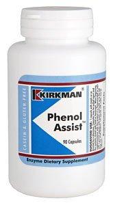 Kirkman Labs Phenol Assist – 90 Capsules