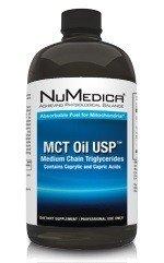 MCT Oil USP 16 Ounces (Medium)