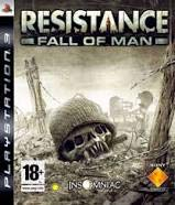 Resistance: Fall of Man - Playstation 3 (Best Split Screen Ps3 Games)