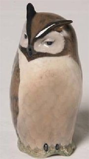 Royal Copenhagen Figurine, Brown Owl