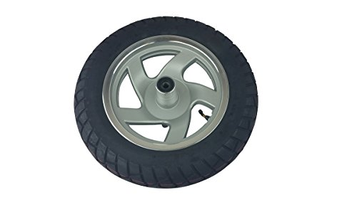 12 Inch Front Rim 49 50cc TaoTao Peace New Gy6 Scooters Mopeds With Tire by FixRightPro