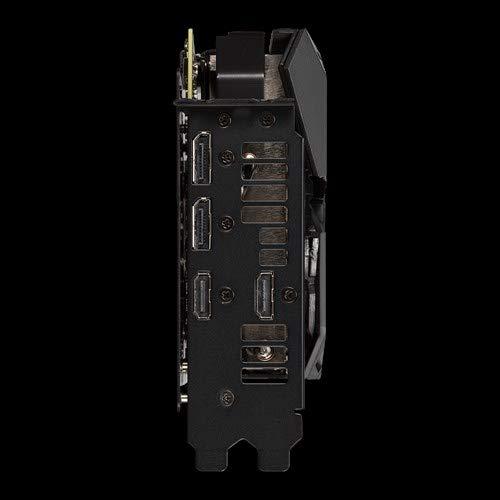 ASUS ROG STRIX GeForce RTX 2060 SUPER Advanced Overclocked 8G GDDR6 HDMI DisplayPort USB Type-C Gaming Graphics Card (ROG-STRIX-RTX-2060S-A8G)