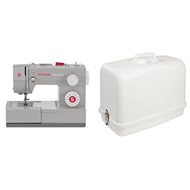 SINGER 4423 Heavy Duty Extra-High Sewing Speed Sewing Machine with Universal Hard Carrying Case