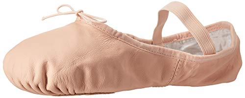 Bloch Dance Women's Dansoft II Leather Split
