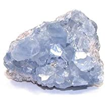 Celestine/Celestite Crystal Cluster - Astral Travel, access Akashic records