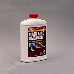 Roebic Main Line Bacteria & Enzyme Drain Cleaner