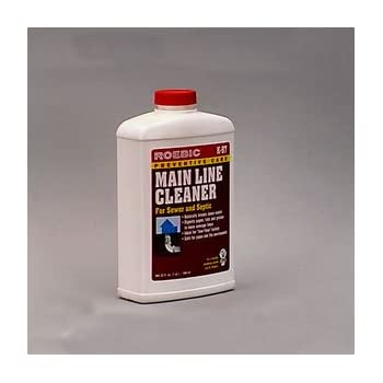 Amazon Com Roebic Laboratories K 67 Granular Concentrate Drain And Trap Cleaner 16