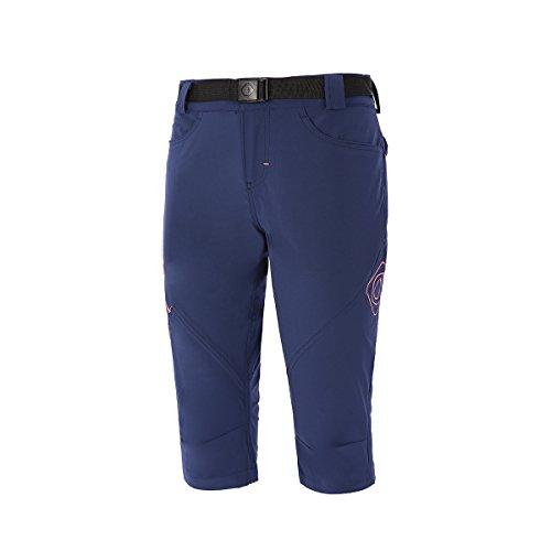 Mujer Lliam coral Izas Cortos Azul Pantalones Noche x8wnz6An