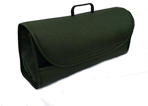 Organizador plegable OneMoreT sirve para ordenar las compras para el maletero de coche resistente 2 en 1