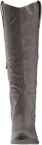 Grey Femme Rampageplta1czx Burnished Italie Bottes Cavalières 4wCT7PTq