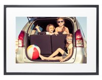 Memento 35 In. 4K Smart Digital Photo Frame by Memento