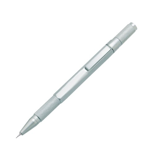 Engineer Series Silver Mechanical Pencil