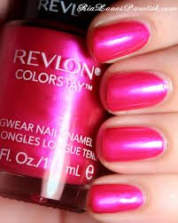 Revlon Nail Care - REVLON Colorstay Nail Enamel, Wild Strawberry, 0.4 Fluid Ounce