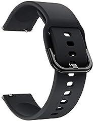 Kit para Smartwatch Haylou LS05 Solar [2 Película de Vidro] + [Pulseira] (Preto)