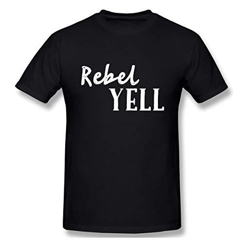 Billy Idol Rebel Yell - Brick Wall Adult T-Shirt