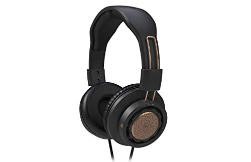 VoltEdge TX40 Game & Go Headset for PC, Xbox One, Playstation 4, Ultra Comfortable, Retro Design