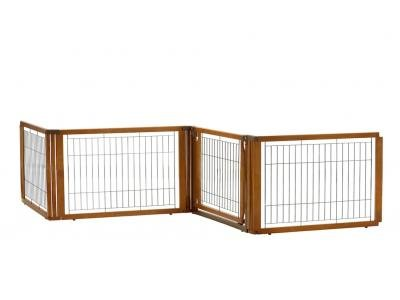Richell 94196 Pet Kennels and Gates by Richell