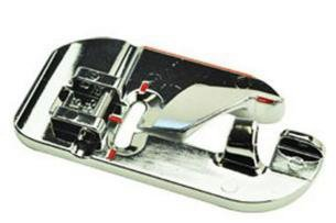 Sew-link 9mm Flat Felled Foot for Viking Designer 1, Designer 2, Designer 1 USB ()