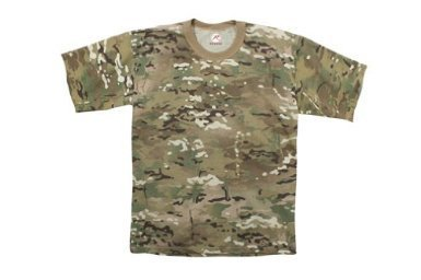 Rothco Multicam T-Shirt, Large