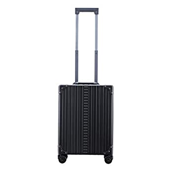 Image of ALEON 21' Aluminum Overnight Business Carry-On Luggage