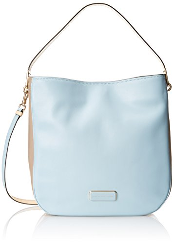 Marc by Marc Jacobs Ligero Hobo, Faded Blue/Multi, One Size (Marc By Marc Jacobs Classic Q Baby Groovee)