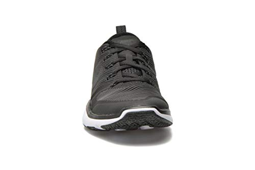 Black UK Fitness Shoes 6 s 40 Free Men Versatility EU Black Black White Nike Train YXxqazww7
