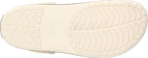 Crocband Zuecos Adulto Crocs beige Unisex Marrón xYdw16vqH