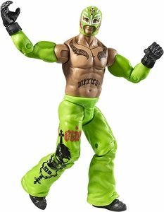 WWE Series 23 Rey Mysterio Figure (Rey Mysterio Wwe)
