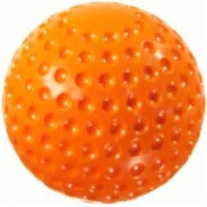 Zooka: Machine Pitch Dimple Ball, 4 Ounce by Zooka