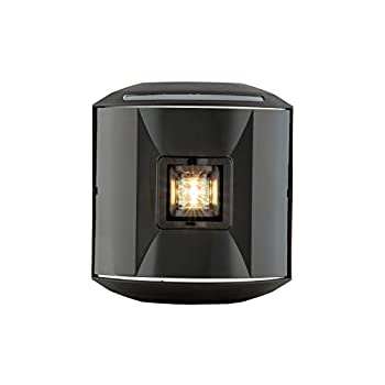 Image of Aqua Signal Series 44 LED Stern, 12/24V, Black Navigation Lights