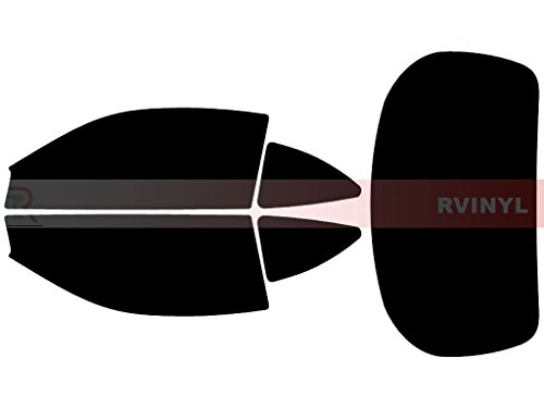 Rtint Window Tint Kit for Ford Escort 1998-2003 (ZX2) - Complete Kit - 5%
