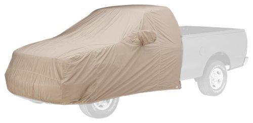 Covercraft Custom Fit Technalon Block-it Evolution Series Pickup Cab Area Cover, Gray
