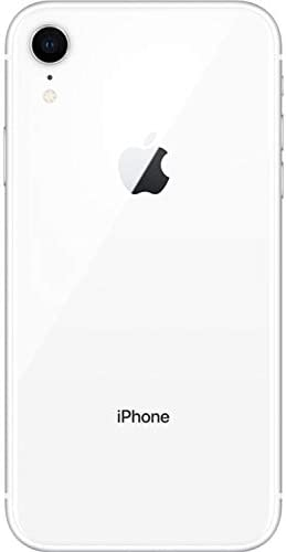 Apple iPhone XR, 64GB, White - For Verizon (Renewed)