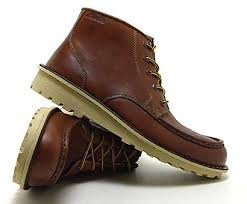 00eadf1da32 Clarks Mens Manly Path Chestnut Leather Ankle Boots UK Size 10.5.9 ...