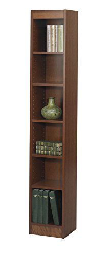 Safco 6-Shelf Veneer Baby Bookcase, 12