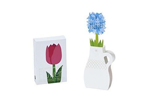 Morning Flower - Good Morning 2019 Desktop Calendar (Flowers)