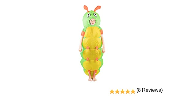 Bodysocks® Disfraz Hinchable de Oruga Niño: Amazon.es: Juguetes y ...